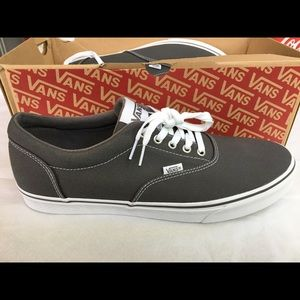 13 VANS doheny sneakers pewter classic shoes NEW
